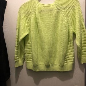 Body Central Sweaters - Green Sweater
